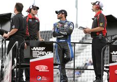 Jimmie Johnson Photo stock