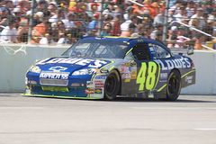 Jimmie Johnson. Drives the #48 Lowe's Chevrolet during the NASCAR Sprint Cup Samsung 500 at Texas Motor Speedway on April 6th, 2008  in Fort Worth, Texas. © Stock Photography
