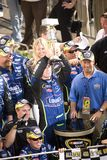 Jimmie Johnson fotografia stock