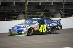 jimmie Johnson Obraz Royalty Free