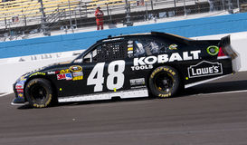 Jimmie Johnson NASCAR Sprint Cup Driver Stock Image