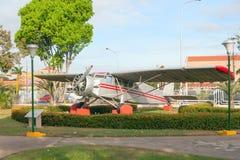 Jimmies Angels flygplan Fotografering för Bildbyråer