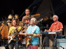 Jimmy Buffett Concert Stock Image