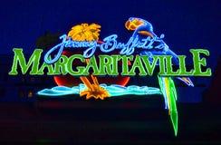Jimmy Buffett ` s Margaritaville Arkivbilder