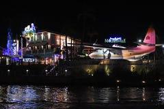 Jimmy Buffett`s Margaritaville at Universal City Walk. Located in Orlando, Florida stock photo
