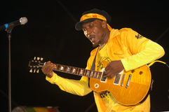 Jimmy Cliff Lizenzfreie Stockbilder