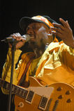Jimmy Cliff Royalty Free Stock Photography