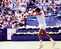 Jimmy Connors Stock Afbeelding