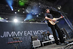 Jimmy Eat World Royalty Free Stock Photo