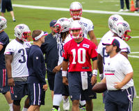 Jimmy Garoppolo and Josh McDaniels Stock Images