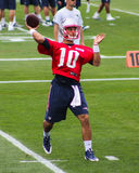 Jimmy Garoppolo New England Patriots Stockbild