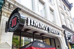 Jimmy Johns stockbild