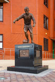 Jimmy Johnstone Statue Royalty Free Stock Image