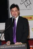 Jimmy Kimmel, Kobe Bryant Zdjęcie Stock