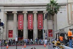 Jimmy Kimmel Live Royaltyfri Foto