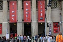 Jimmy Kimmel Live Stock Photo