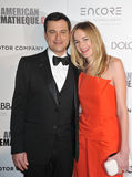 Jimmy Kimmel & Molly McNearney Stock Photography