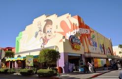 Jimmy Neutron's Nicktoon Blast in Universal Stock Images