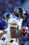 Jimmy Smith, Jacksonville Jaguars. Jacksonville Jaguars WR Jimmy Smith. #82.  (Image taken from color slide Stock Photography