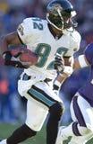 Jimmy Smith, Jacksonville Jaguars. Jacksonville Jaguars WR Jimmy Smith. #82.  (Image taken from color slide Royalty Free Stock Image