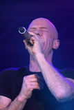 Jimmy Somerville. (James William Somerville) performing in Riga 2009 Stock Images