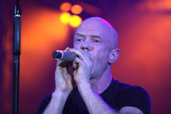 Jimmy Somerville. (James William Somerville) performing in Riga 2009 Stock Photography