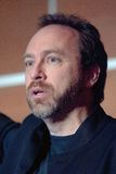 Jimmy Wales Stock Image
