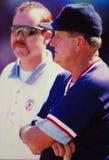 Jimy Williams, Boston Rode Sox Stock Foto