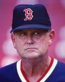 Jimy Williams, les Red Sox de Boston Images libres de droits