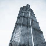 jin πύργος της Σαγγάης mao Στοκ Εικόνες