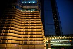 jin mao shanghai torn Royaltyfri Foto