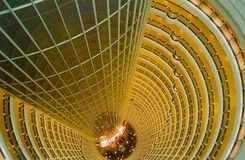Jin Mao Tower Stock Image