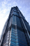 Jin Mao Tower Royalty Free Stock Images