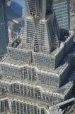 Jin Mao Tower Exterior Lizenzfreies Stockfoto