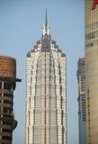 jin Mao wieży Zdjęcie Royalty Free