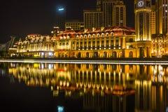 Jin Wan Plaza (Tianjin) Foto de Stock