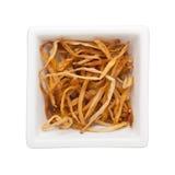 Jin Zhen dried daylilies royalty free stock image