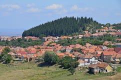 Jina przy Sibiu zdjęcie stock