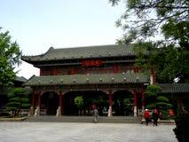 Jinan Daming jeziora park obraz stock
