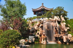 Jinan Expo Garden is the seventh China Internation Stock Photos