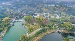 Jinci shanxi taiyuan china. Jinci park in  shanxi taiyuan China Stock Image