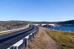 Jindabyne Dam Royalty Free Stock Photo