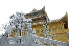 jinding的寺庙 库存图片