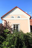 Σπίτι σε Jindrichuv Hradec Στοκ εικόνα με δικαίωμα ελεύθερης χρήσης