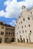 Jindrichuv Hradec (Neuhaus) castle, Czech Re Royalty Free Stock Images