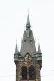 Jindrisska Tower in Prague Royalty Free Stock Photos