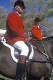 Jinete a caballo Foto de archivo