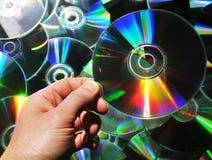 Jinete de disco Imagen de archivo