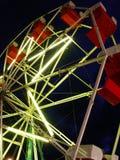 Jinete de noche Foto de archivo libre de regalías