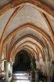 Jinete gótico Imagen de archivo